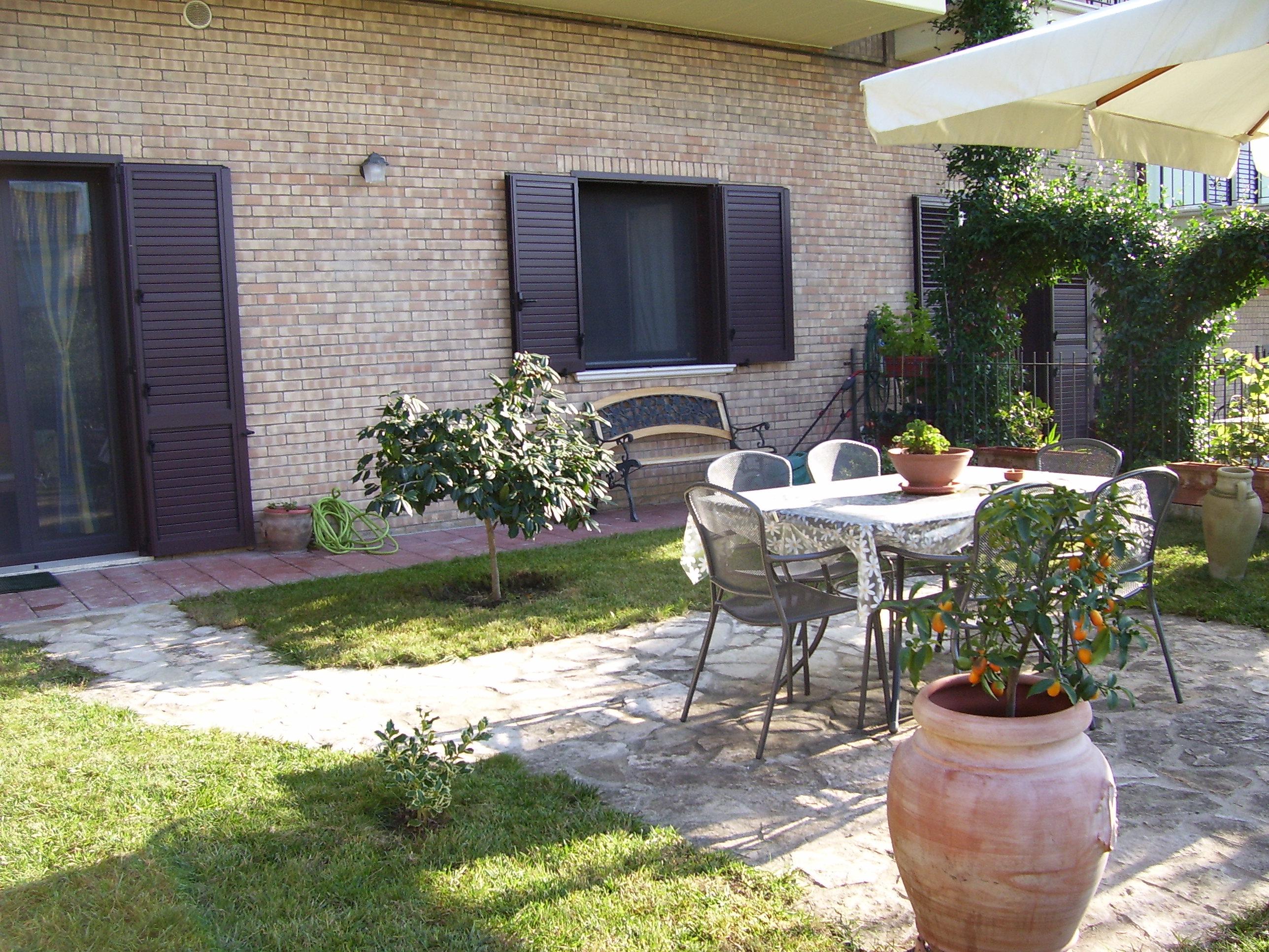 Splendido Villino in complesso residenziale con giardino esclusivo a Vasto